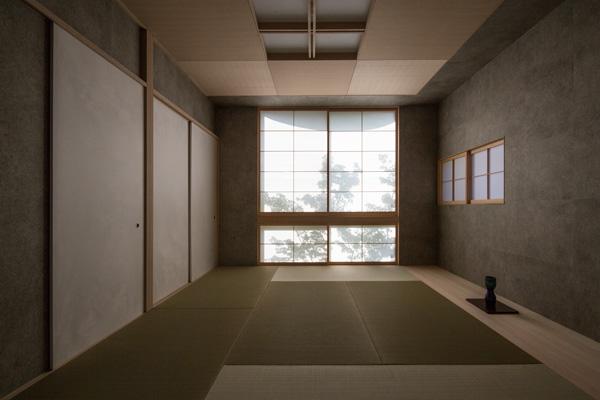 熊野の家 内観2